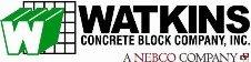 Watkins Concrete Block Co,. Inc.